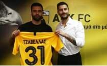 Alanyaspor'dan AEK'ya: Georgios Tzavellas