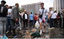 EURO 2020 final günü çıkan olaylara inceleme başlatıldı